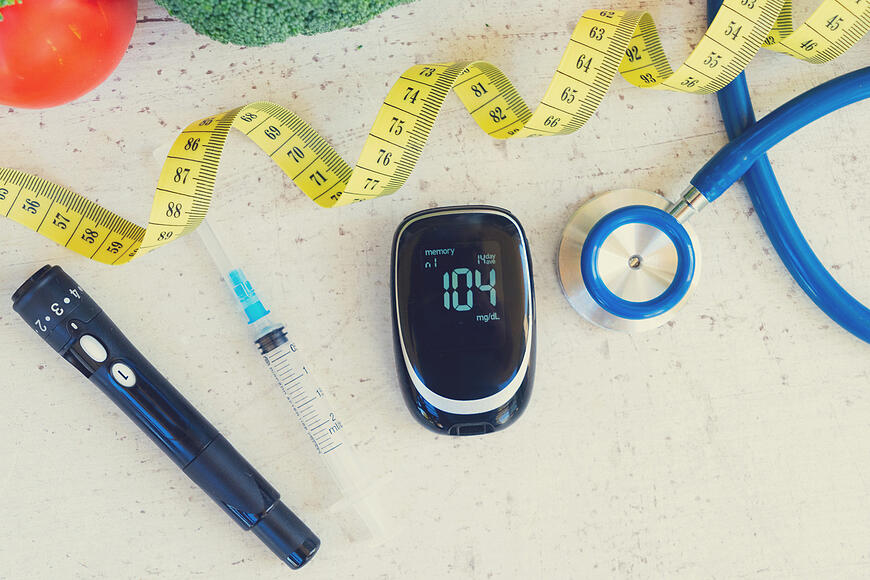 Pre-Diabetes & Type 2 Diabetes