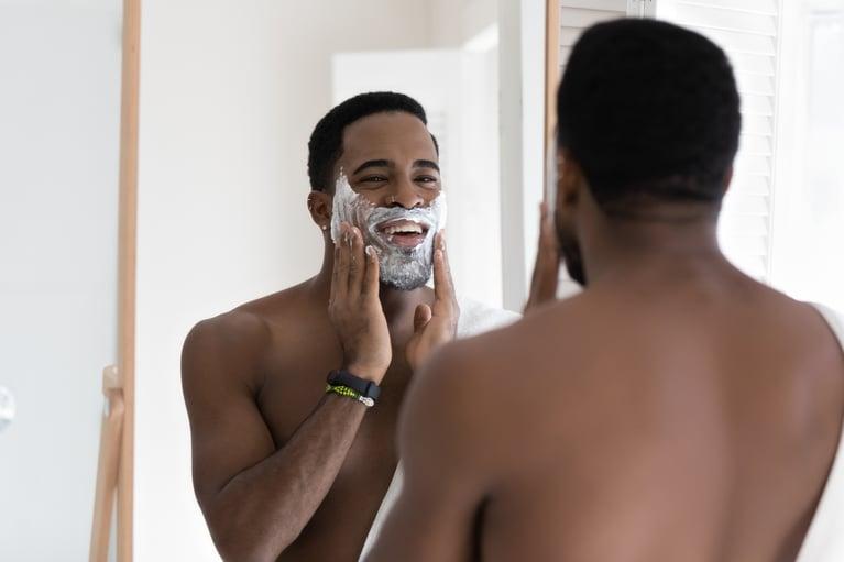 Shaving Tips for Acne Prone Sensitive Skin