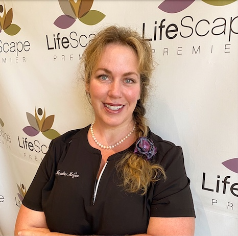 Dr. Heather McGee, Aesthetics Injector  LifeScape Aesthetics
