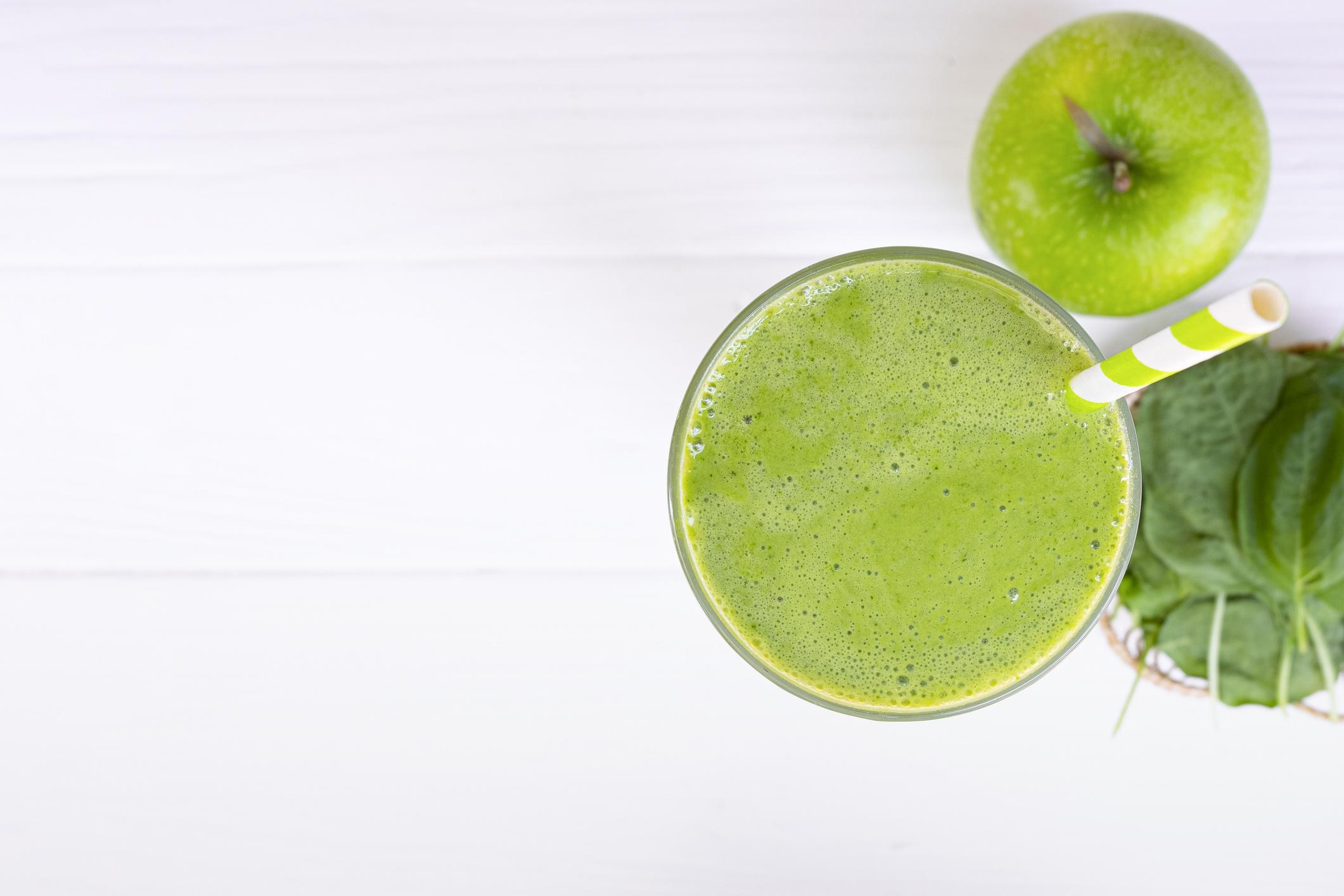 Green Immune Boosting Smoothie