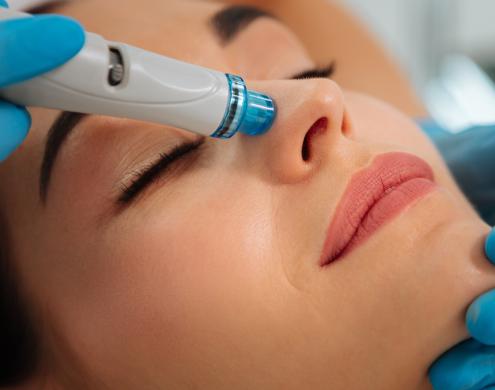 SkinFit Hydrafacial makes maintaining healthy, beautiful skin easy