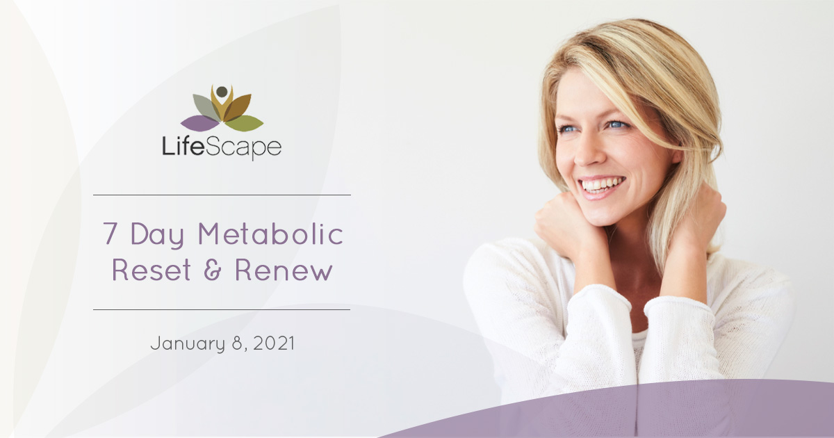 7 Day Metabolic Reset & Renew