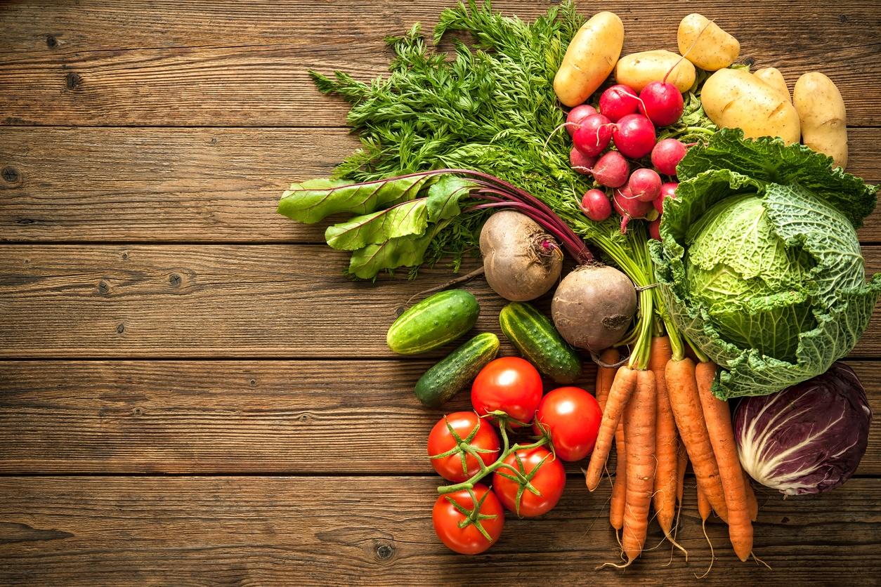 vegetables nutrient packed