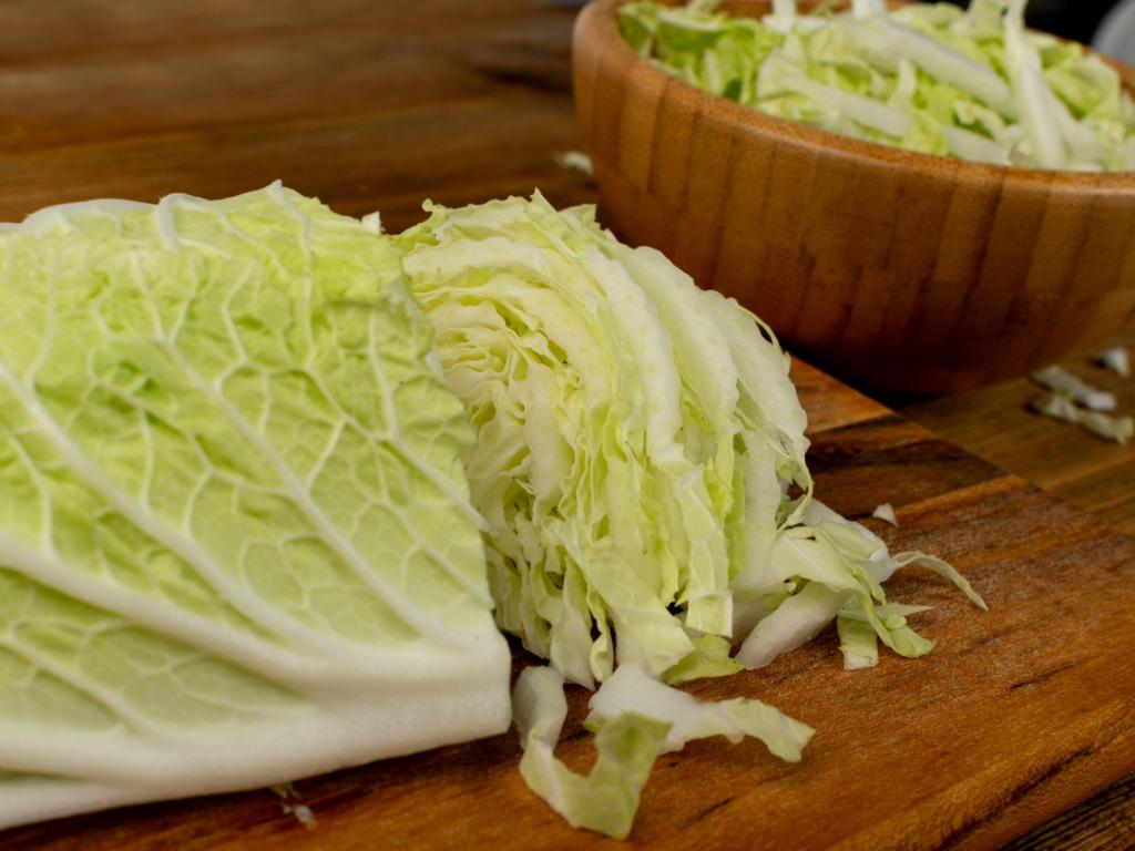 crunchy asian salad napa cabbage